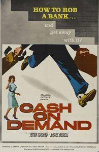 Cash.on.Demand.1961.UK.VERSiON.720p.BluRay.x264-GHOULS ~ 2.6 GB