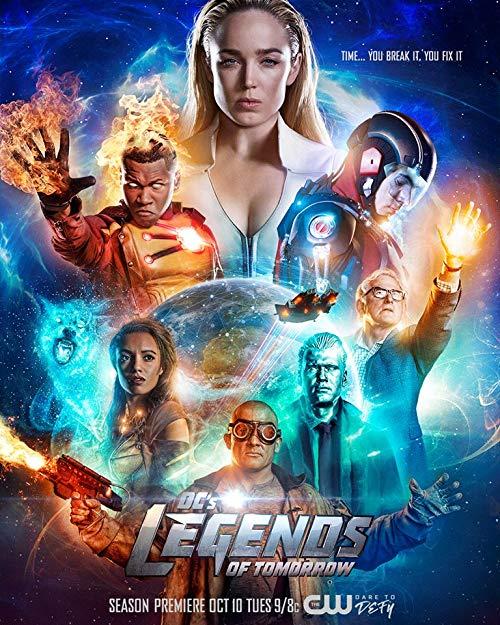 legends of tomorrow s03e03 download
