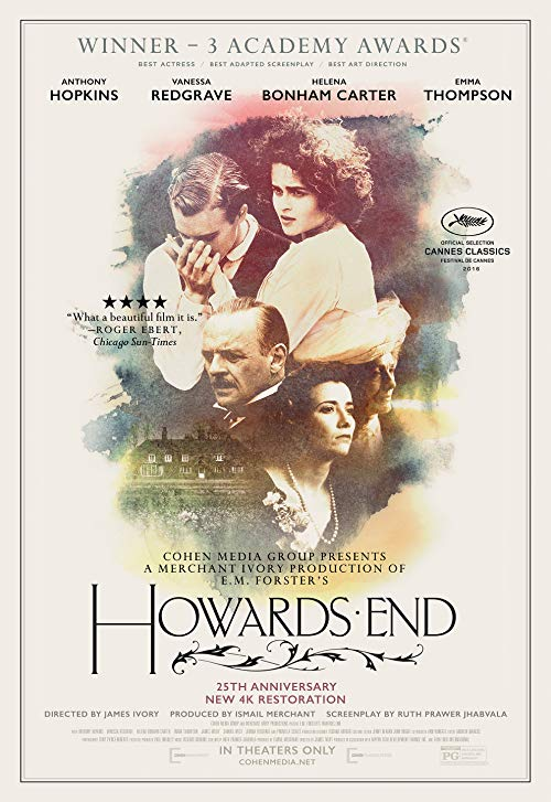 Howards End 1992 UHD BluRay 2160p DTS-HD MA 5 1 HEVC REMUX