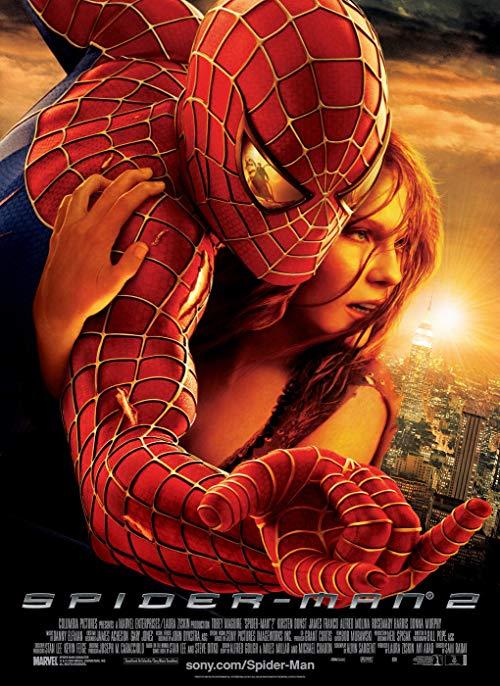 Spider-Man 2 2004 UHD BluRay 2160p TrueHD Atmos 7 1 HEVC