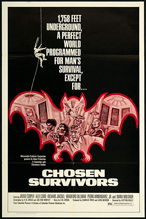 Chosen Survivors 1974 1080p Blu-ray Remux AVC DTS-HD MA 2 0