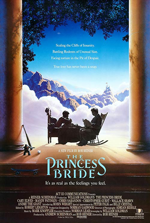 The Princess Bride 1987 Criterion Remastered 4K 1080p Blu-ray Remux