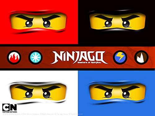 Ninjago: Masters of Spinjitzu