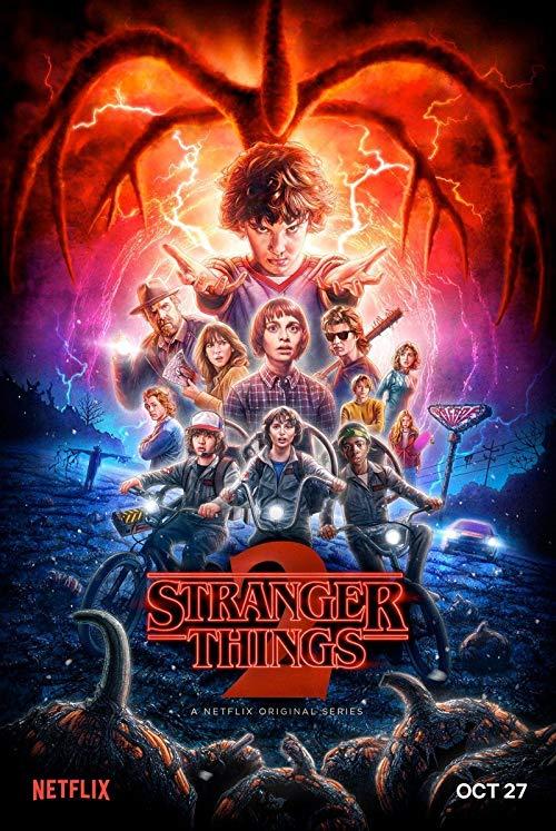 Stranger Things S02 2160p UHD BluRay REMUX HDR HEVC DTS-HD