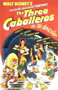 The.Three.Caballeros.1944.720p.BluRay.X264-AMIABLE ~ 4.4 GB