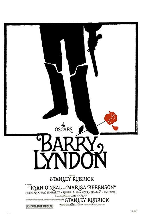 Barry Lyndon 1975 Criterion Edition BluRay 1080p DTS-HD MA