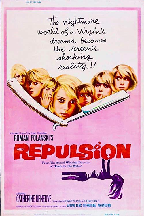 Repulsion 1965 BluRay 1080p DTS-HD MA 2 0 AVC REMUX