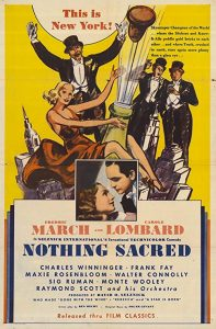 Nothing.Sacred.1937.REMASTERED.720p.BluRay.X264-AMIABLE ~ 4.4 GB