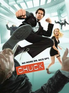 Chuck.S01.720p.BluRay.DD5.1.x264-DON ~ 28.4 GB