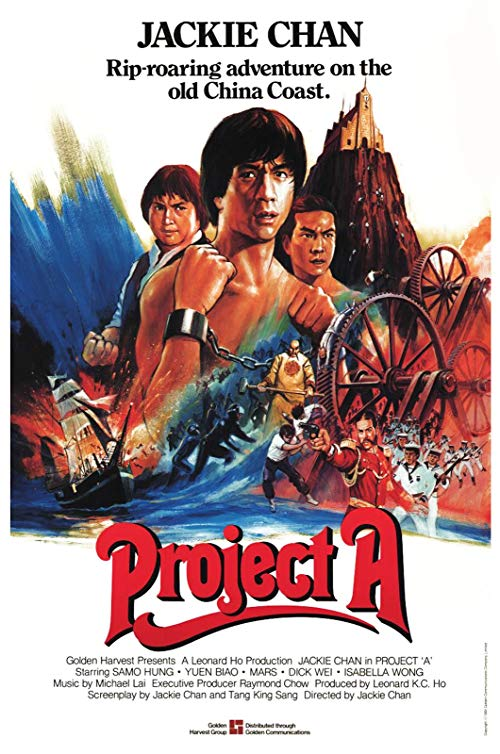 Project A 1983 ENGDUB DTS-HD DTS NORDICSUBS 1080p BluRay x264 HQ