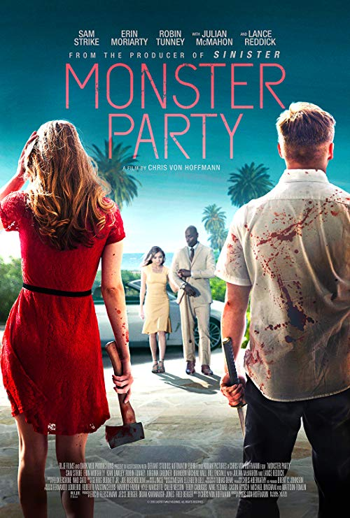 Monster Party 2018 BluRay REMUX 1080p AVC DTS-HD MA5 1-iFT – 15 0 GB