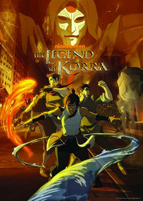 Mark Watches 'The Legend of Korra': S04E01 – After All ...