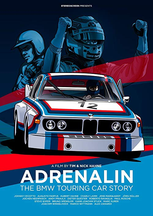 Adrenalin: The BMW Touring Car Story