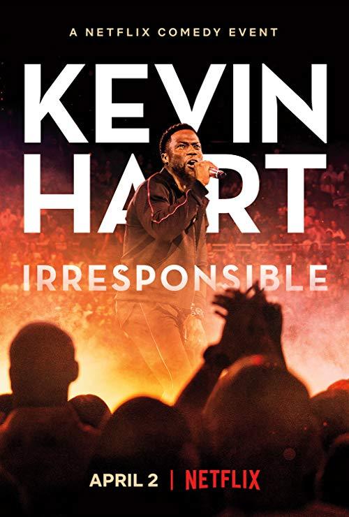Kevin Hart Irresponsible 2019 VOSTFR 2160p HDR NF WEBRip DDP