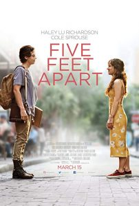 [BD]Five.Feet.Apart.2019.BluRay.1080p.AVC.DTS-HD.MA5.1-MTeam – 44.6 GB