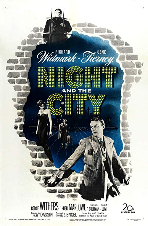 Night and the City 1950 UK Cut 1080p BluRay REMUX AVC FLAC