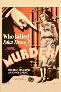 Murder.1930.720p.BluRay.X264-AMIABLE – 7.2 GB