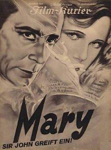 Mary.1931.1080p.BluRay.x264-NODLABS – 8.7 GB