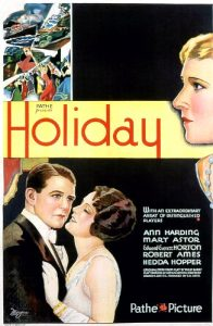 Holiday.1930.1080p.BluRay.REMUX.AVC.DD.1.0-EPSiLON – 11.6 GB