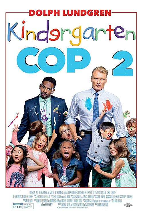 Download Film Kindergarten Cop 2 2016