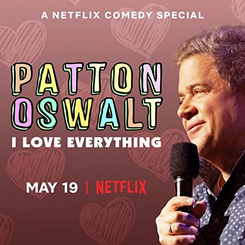Patton Oswalt I Love Everything 2020 1080p Nf Web Dl Ddp5