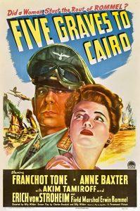 Five.Graves.To.Cairo.1943.720p.BluRay.x264-GUACAMOLE – 6.4 GB
