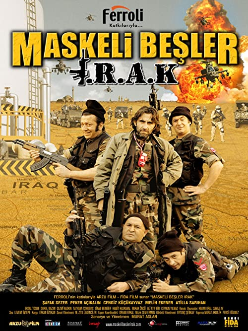 The Masked Gang: Iraq