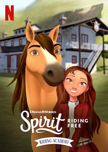Spirit Riding Free: Riding Academy