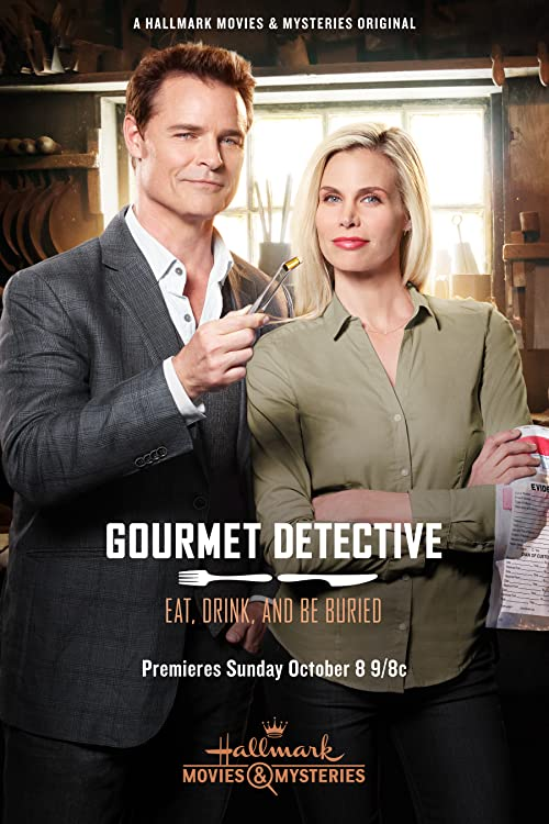 """The Gourmet Detective"" Eat, Drink & Be Buried"