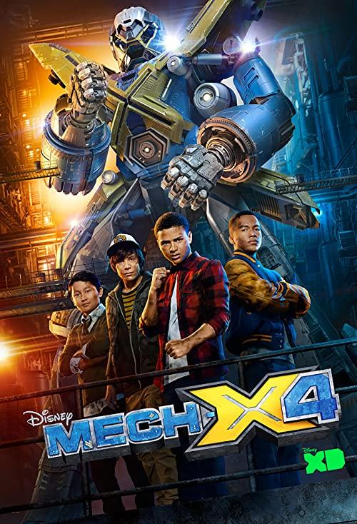 Mech-X4