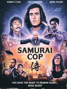 Samurai.Cop.1991.720p.BluRay.x264-SADPANDA – 3.3 GB
