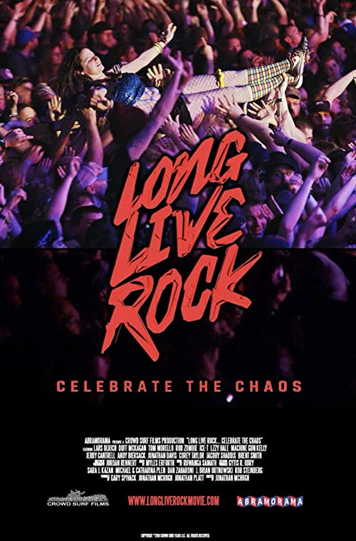 Long Live Rock: Celebrate the Chaos