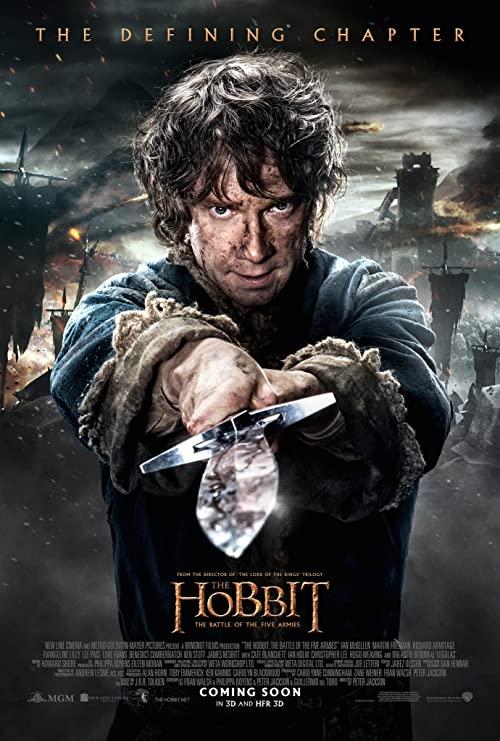 De Hobbit: De Slag van Vijf Legers