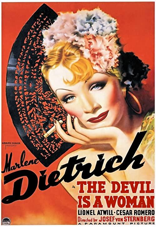 De duivel is een vrouw