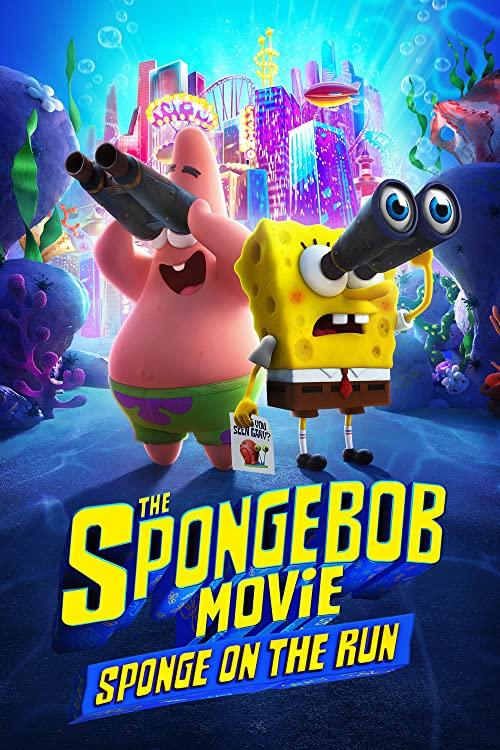 SpongeBob: Schiet te Hulp