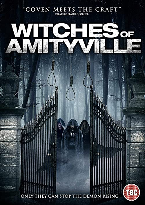 Witches of Amityville Academy