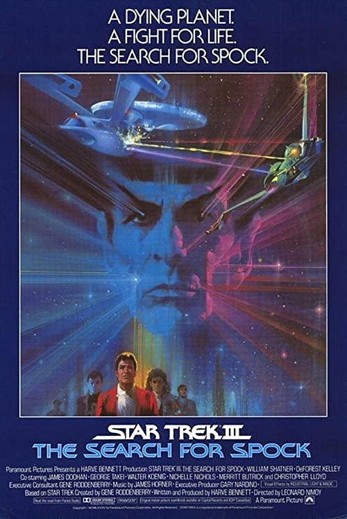 Op zoek naar Spock