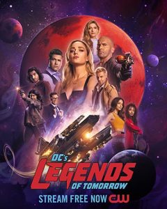 DCs.Legends.of.Tomorrow.S06.720p.NF.WEB-DL.DDP5.1.x264-LAZY – 16.1 GB