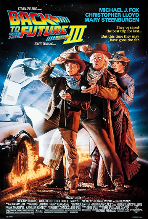 Back to the future, deel 3