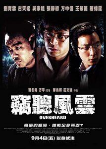 Overheard.2009.720p.BluRay.DTS.x264-EbP – 4.4 GB