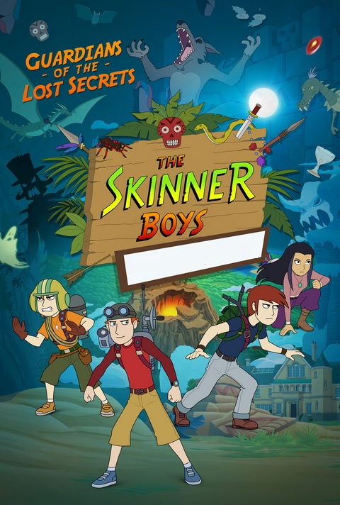 The Skinner Boys: Guardians of the Lost Secrets
