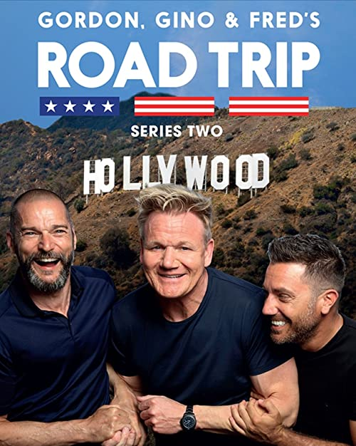 Gordon, Gino & Fred's Road Trip